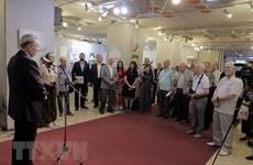 胡志明展览会在俄罗斯首都莫斯科拉开序幕