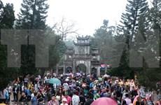 香寺庙会期间接待游客量150万人次