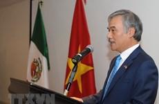 越南与墨西哥建立21世纪的伙伴关系