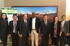 越南与纳米比亚加强多个领域的合作