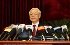 党建:越共十二届七中全会关于各级干部队伍建设的决议正式颁布