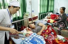 越南力争消除艾滋病、乙肝、梅毒母婴传播