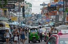2018年第一季度泰国GDP增长率创五年来新高