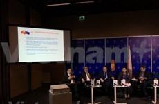 欧洲经济大会:促进越南与欧盟经济发展的强有力动力