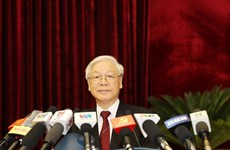 越共十二届七中全会关于薪酬制度改革的决议颁布