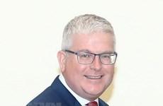 澳大利亚驻越南大使克雷格•奇蒂克:越澳合作关系日益蓬勃发展