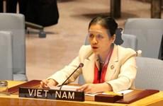 越南强烈谴责任何针对无辜平民的暴力行为