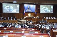 柬埔寨国选委正式承认参加第六届国会选举的政党名单