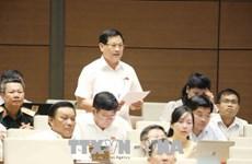 越南第十四届国会第次五会议: 越南经济增长强劲