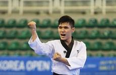 2018年第23届亚洲跆拳道锦标赛:越南夺得首枚铜牌