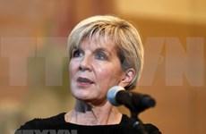 澳大利亚外长:澳大利亚希望进一步深化与越南合作关系
