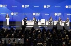 越南为第22届圣彼得堡国际经济论坛的成功作出积极贡献