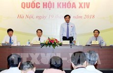 越南第十四届国会第五次会议:质询活动围绕四组问题进行