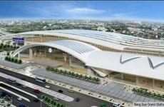 泰国拟于2020年启用东南亚最大火车站