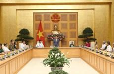 越南政府副总理武德儋会见得农省越南英雄母亲与革命有功者代表团