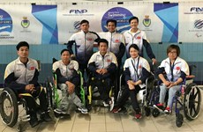 越南获得36份亚洲残疾人运动会入场券