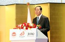 陈大光主席:越南高度评价在越日企的纪律意识、现代科技和企业文化