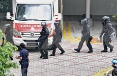 第17届香格里拉对话前夕:新加坡加强安保工作