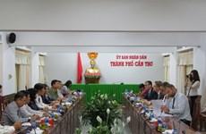 北欧四国希望促进与越南芹苴市的经贸与投资合作发展