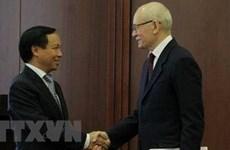俄罗斯巴什科尔托斯坦共和国愿与越南各地方加强合作关系