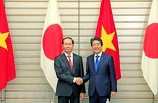 日本媒体: 越南与日本将加强多个领域的合作