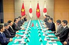 越南与日本发表联合声明