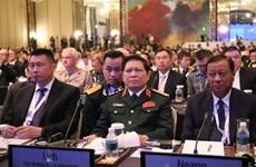 2018年香格里拉对话:越南防长吴春历同与会防长举行双边会晤