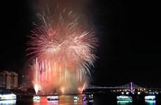 2018年岘港国际烟花节——一场视觉盛宴
