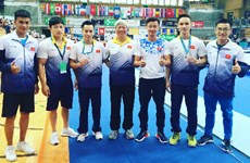 越南在2018年体操世界挑战杯夺两金