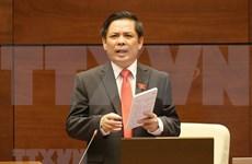 越南第十四届国会第五次会议:彻底遏制车辆超限超载违规现象