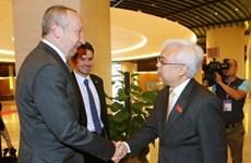越南与捷克加强教育合作
