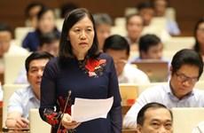越南第十四届国会第五次会议:保障海外越南劳动者的权利