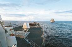 东盟和中国应继续共同有效充分落实《东海各方行为宣言》并尽早达成《东海行为准则》