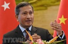 朝鲜外长与新加坡外长举行会谈商谈朝美峰会前夕形势