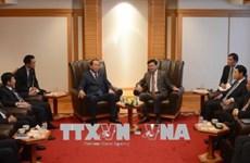 政府常务副总理张和平出席第24届亚洲未来国际会议