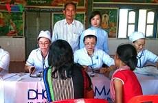柬埔寨人民对越南医护人员的特殊感情