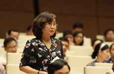 越南第十四届国会第五次会议:国会代表表决通过两个法案