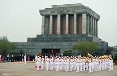 胡志明主席陵从6月15日起暂停开放接待游客