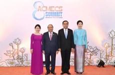 政府总理阮春福与泰国总理巴育·占奥差举行会谈