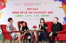 Cocofest 2018国际音乐会即将亮相岘港