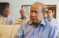 柬埔寨王子在车祸中受伤 王妃不幸丧生