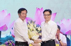 越南革命新闻93周年:国家领导向全国新闻工作者致以节日祝贺