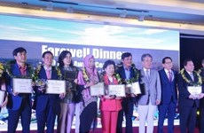 越南胡志明市和河内市荣获TPO最佳营销奖
