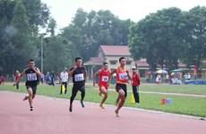2018年东盟大学生体育大会在荷兰热闹举行