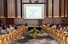 全球环境基金第六届成员国大会第二个工作日议程密集