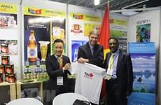 越南参加南非最大的国际贸易活动