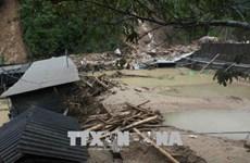北部山区暴雨洪灾致民众损失惨重
