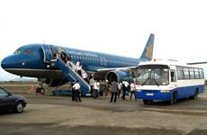 全国各航空港乘客吞吐量达5280万人次