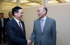 世行和国际货币基金组织为越南经济发展提供帮助