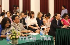 2018年世界经济论坛东盟峰会将在河内举行